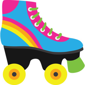 Silhouette Design Store View Design 122600 Roller Skate