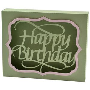 Silhouette Design Store View Design 252220 Happy Birthday