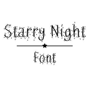 Silhouette Design Store View Design 253750 Starry