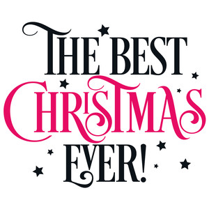 silhouette design store view design 231060 the best christmas ever - Best Christmas Ever