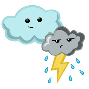 silhouette design store view design 191941 rain storm cloud cartoons rh silhouettedesignstore com Mean Cartoon Storm Clouds cartoon character with storm cloud