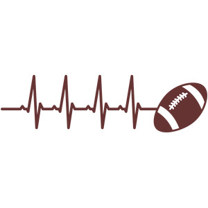 heartbeat football