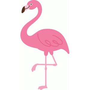 Silhouette Design Store View Design 60271 Flamingo