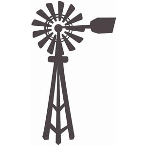 Silhouette Design Store View Design 8602 Windmill