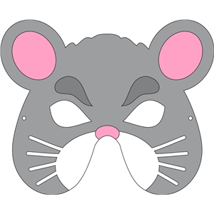 Silhouette design store view design 31682 mouse mask maxwellsz