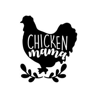 Silhouette Design Store View Design 204292 Chicken Mama