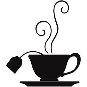 silhouette design store view design 18043 teacup