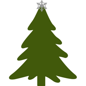 Clip Art Christmas Trees