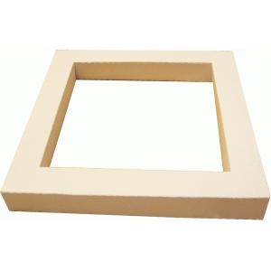 Silhouette Design Store View Design 54263 Shadow Box Frame 6x6