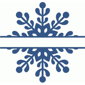 Silhouette Design Store View Design 67573 Split Snowflake Circles