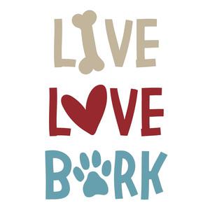 silhouette design store view design 245293 live love bark