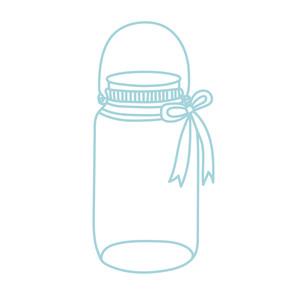 Silhouette Design Store View Design 311024 Mason Jar