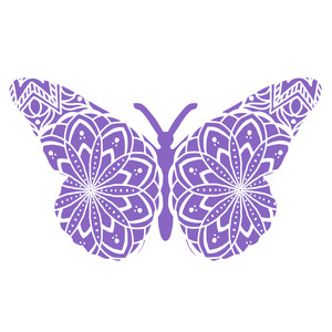 Silhouette Design Store View Design 275454 Butterfly