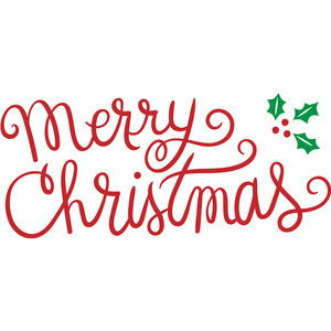 silhouette design store view design 228764 merry christmas sign