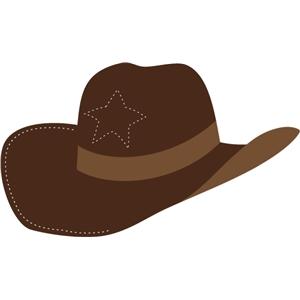 Silhouette Design Store View Design 3274 Cowboy Hat