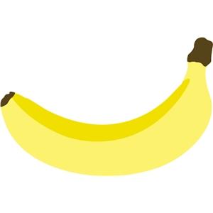 Silhouette Design Store - View Design #9884: banana