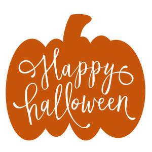 Silhouette Design Store View Design 276194 Happy Halloween Pumpkin Phrase
