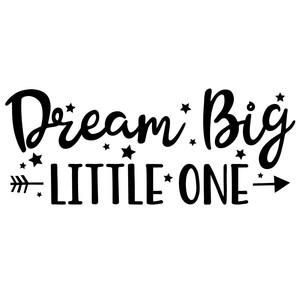 Silhouette Design Store - View Design #253735: dream big ...