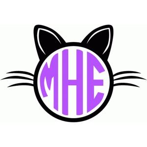 silhouette design store view design 92995 cat monogram halloween cat clip art free happy halloween cat clip art
