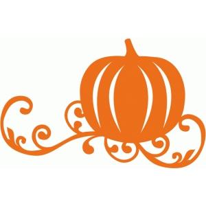 Silhouette Design Store View Design 67016 Pumpkin