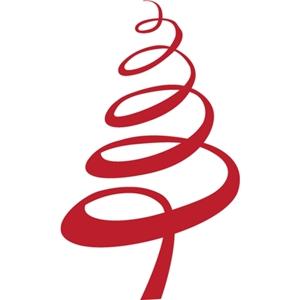 swirly ribbon