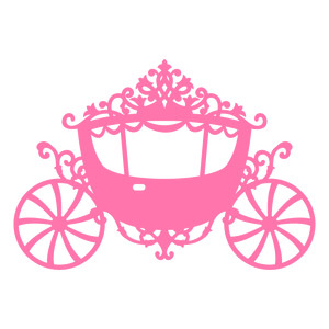 Gallery For gt Princess Carriage Silhouette
