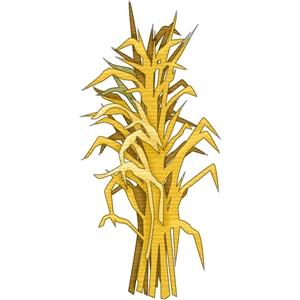 silhouette design store view design 12866 corn stalk