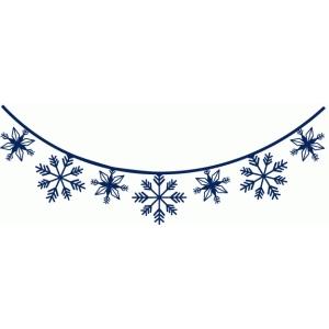 Snowflake Banner Best Banner Design 2018
