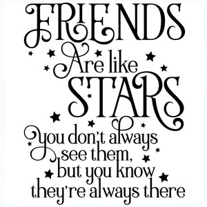 Silhouette Design Store View Design 266927 Friends Are