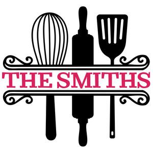 kitchen utensils split silhouette. Plain Split To Kitchen Utensils Split Silhouette T