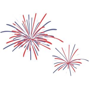 Silhouette Design Store View Design 28947 Fireworks