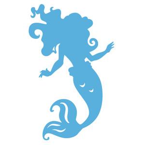 silhouette design store   view design 206777 mermaid