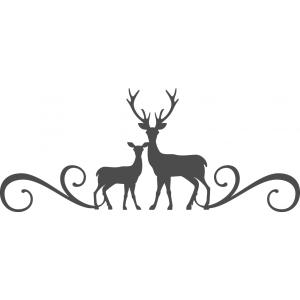 101608 on whitetail deer clip art
