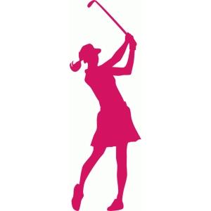 Silhouette Design Store - View Design #61018: female ...