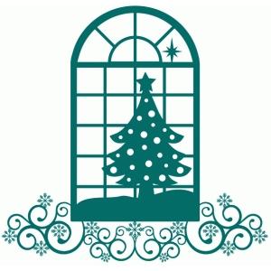 Silhouette Design Store View Design 71518 Christmas