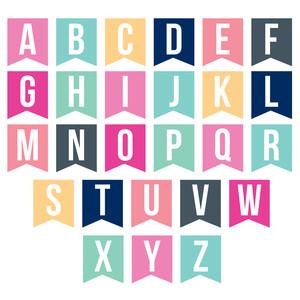 silhouette design store view design 142028 banner alphabet