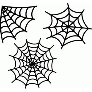 Silhouette Design Store View Design 67828 3 Spider Webs