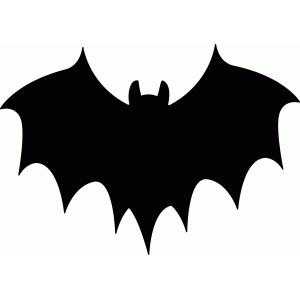Silhouette Design Store View Design 66038 Bat