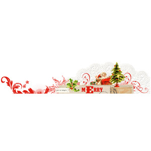 silhouette design store view design 232348 merry christmas border - Merry Christmas Border