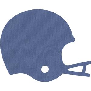 Silhouette Design Store - View Design #1358: Football Helmet