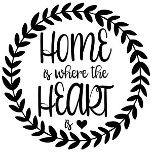 silhouette design store view design 240358 home is where the