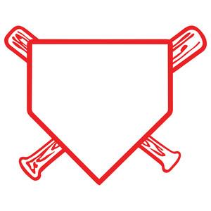 Silhouette Design Store - View Design #134078: baseball ...