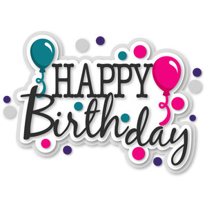 Silhouette Design Store View Design 113398 happy birthday phrase