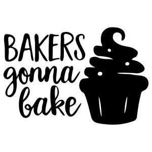 Silhouette Design Store View Design 147059 Bakers