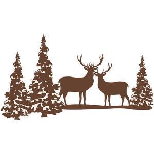 Silhouette Design Store View Design 103699 Reindeer