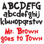 zp mr. brown goes to town