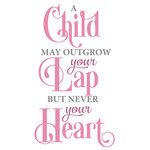 a child may outgrow