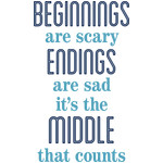 beginnings endings middle