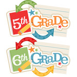 5th and 6th grade titles