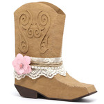 3d cowgirl boot